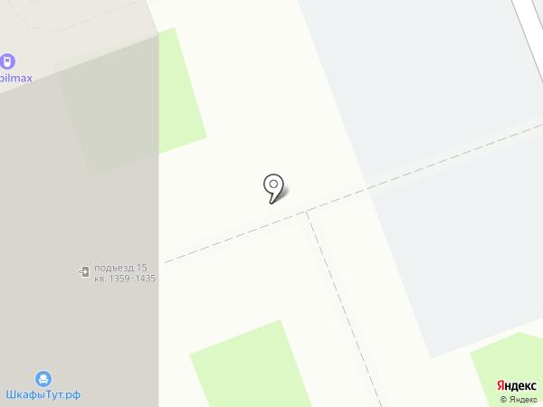 Гурмания на карте Кудрово