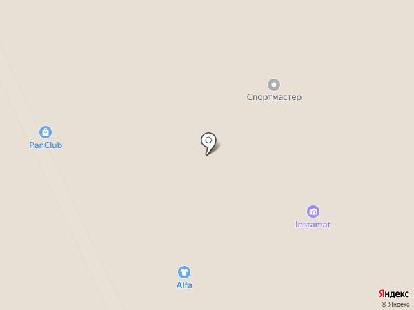 BrowArt на карте Кудрово