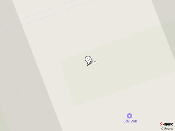 Лана на карте Кудрово
