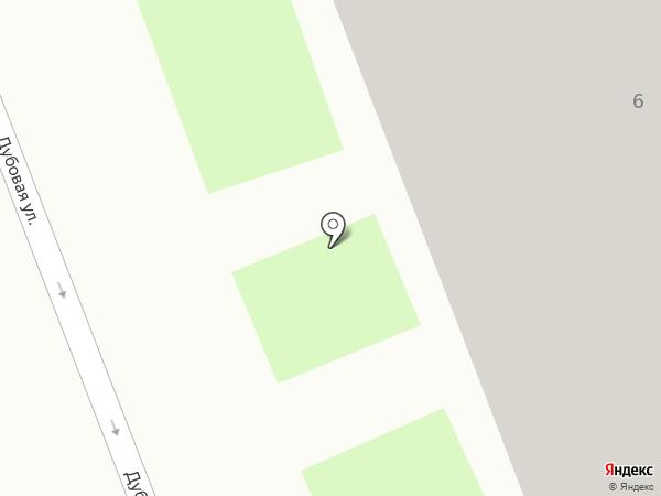 Магазин канцелярских товаров и сувениров на карте Кудрово
