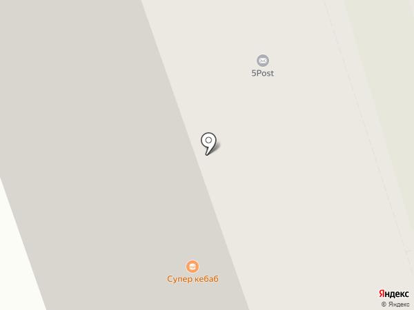 Пятёрочка на карте Кудрово