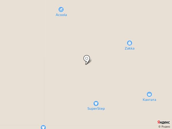 SuperStep на карте Кудрово