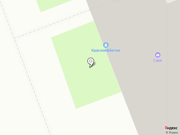 Маракуши на карте Кудрово