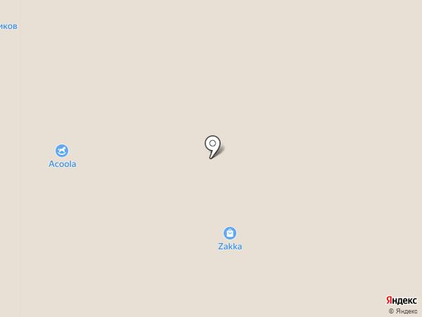 Весело Шагать на карте Кудрово
