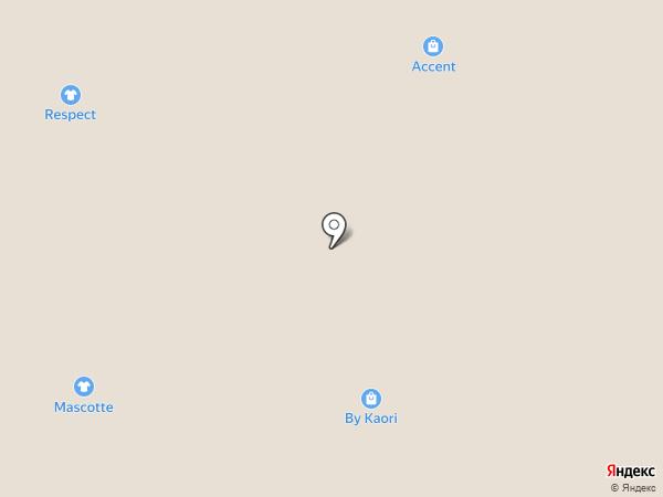 LUSH на карте Кудрово