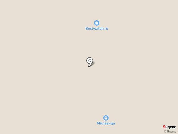 Milavitsa на карте Кудрово