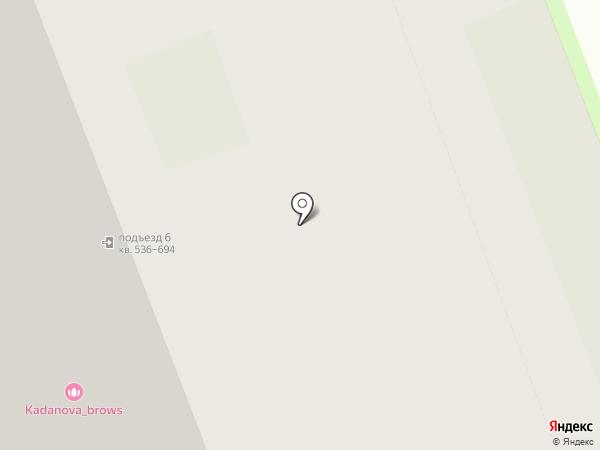 Mobil-City на карте Кудрово