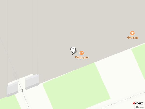 Sok на карте Кудрово