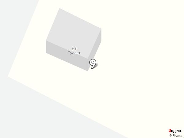Сеть платных туалетов на карте Токсово