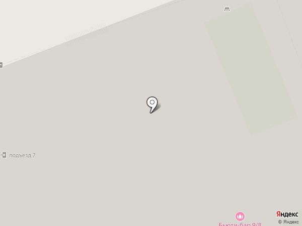 Столовая на карте Кудрово