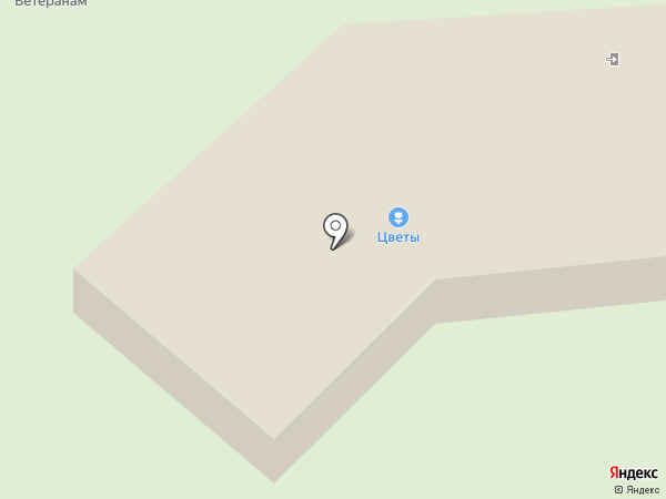 Кузьмоловское кладбище на карте Токсово