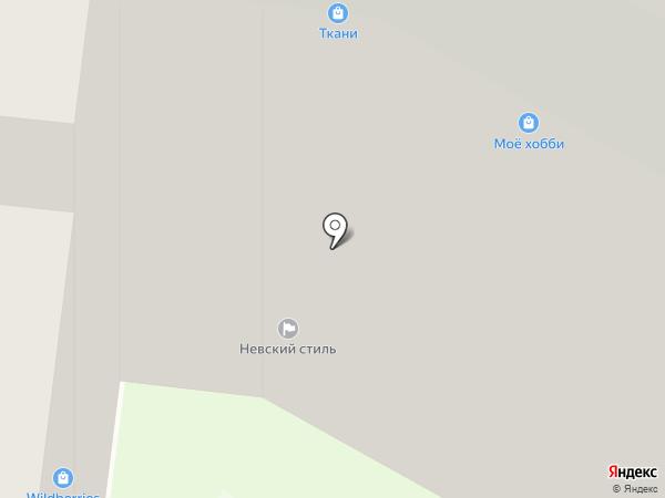 Моё хобби на карте Кудрово