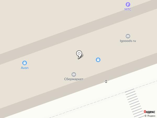 Мастер Шин на карте Кудрово
