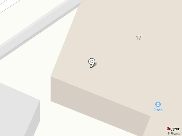Почтовое отделение на карте Токсово