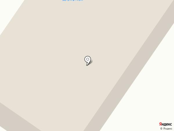 Дирофлора на карте Токсово