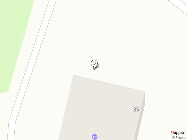 Кавголово на карте Токсово