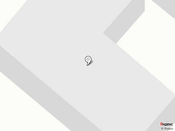 СТО на карте Великодолинского