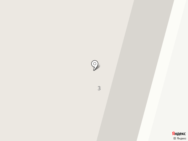 Янинский каскад 3 на карте Янино 1