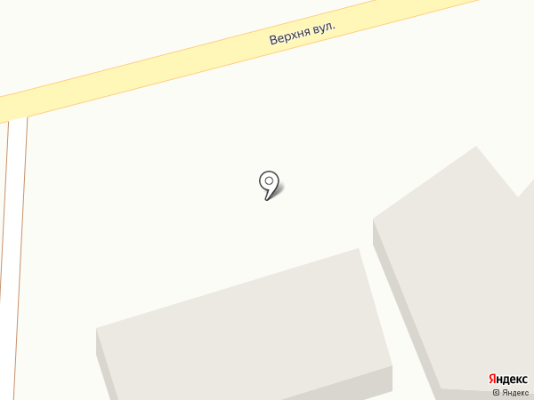 Дачный на карте Дачного