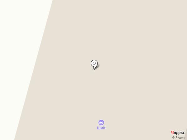 Надежда на карте Янино 1