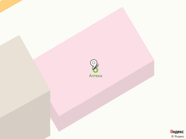 Зелений світ на карте Великого Дальника