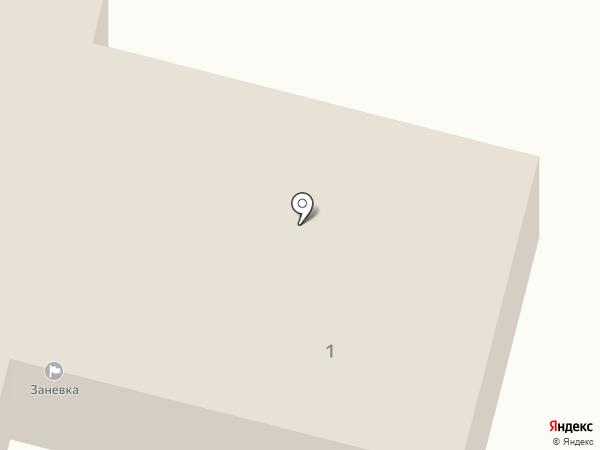 Янино на карте Янино 1