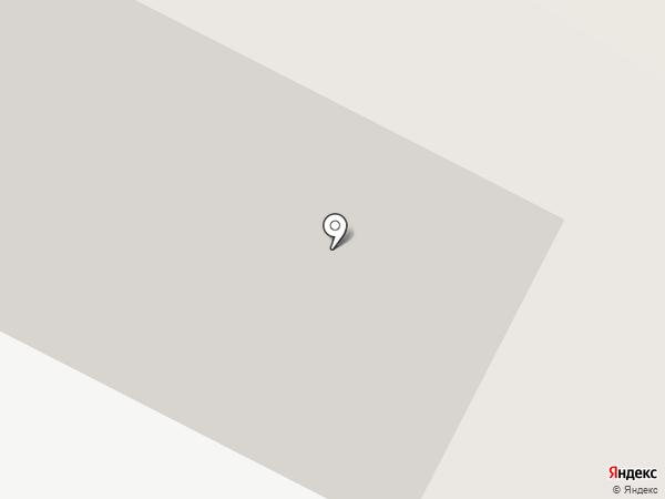Янинский каскад 4 на карте Янино 1
