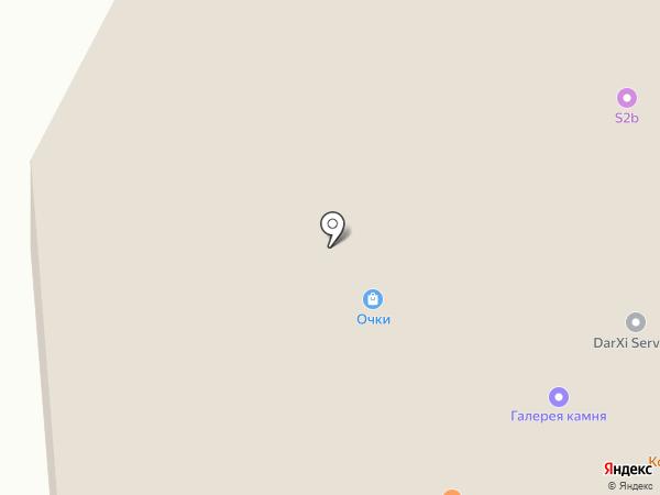 Пиf`ko на карте Янино 1