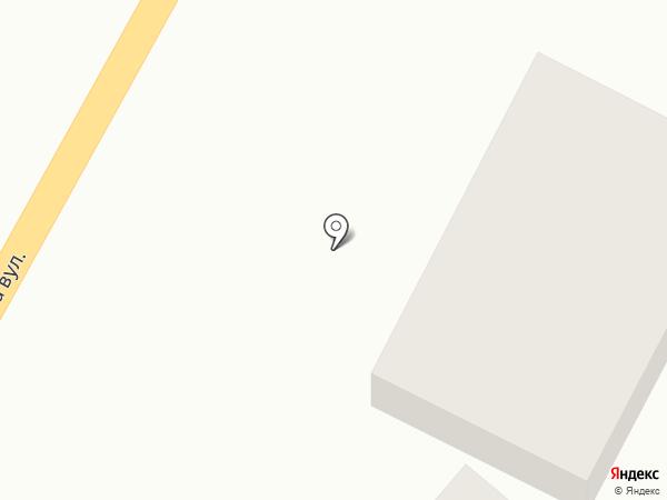 Солнечный на карте Великодолинского