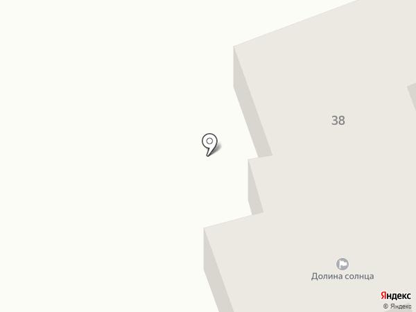 Долина солнца на карте Великодолинского