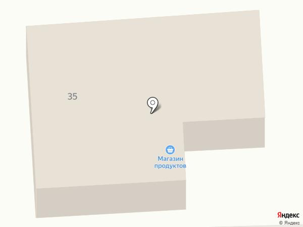 Продуктовый магазин на карте Великого Дальника