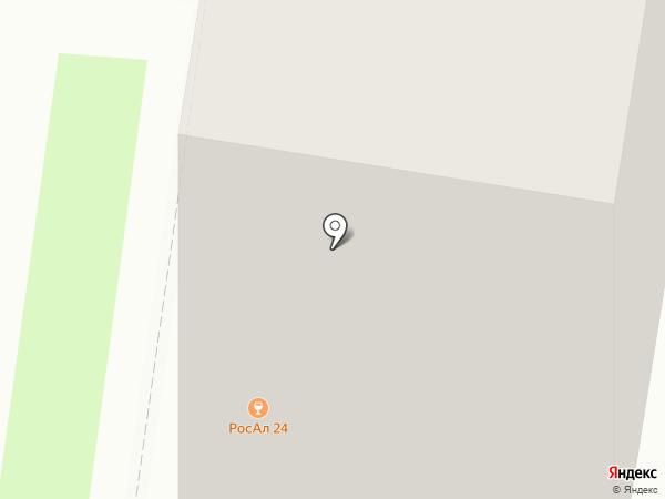 Белочка на карте Янино 1