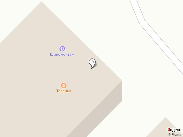 Виноград на карте Яма-Ижоры