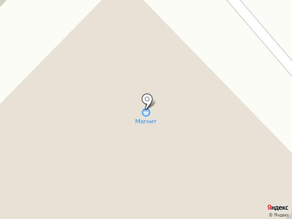 Магнит на карте Яма-Ижоры