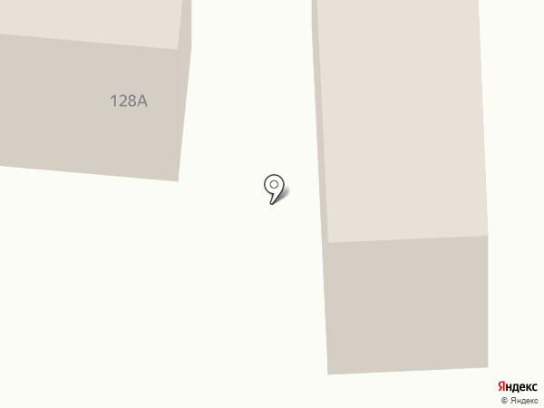 Армадан на карте Великодолинского