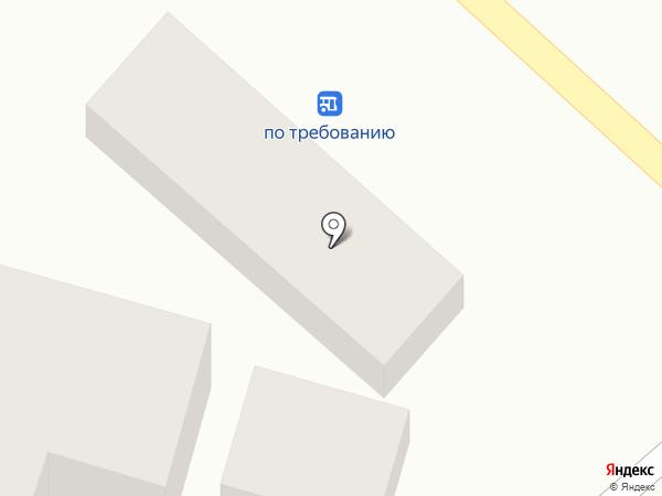 Продуктовый магазин на карте Молодёжного