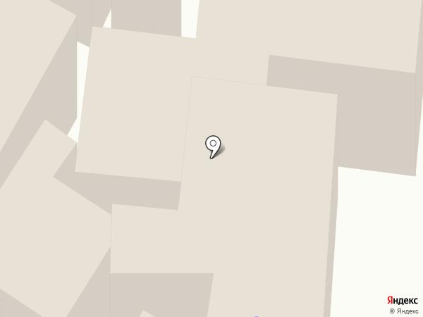 Торгово-сервисный центр на ул. Клары Цеткин на карте Великодолинского
