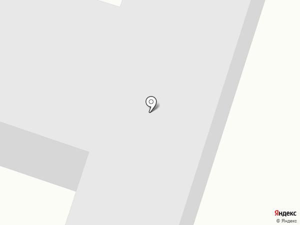 Хаджибей на карте Холодной Балки