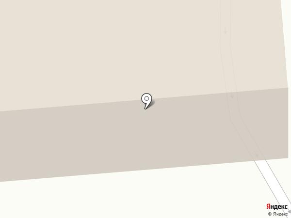 АЗС Mustang на карте Новой Долины