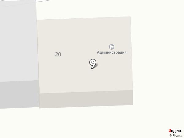 Администрация Хлебодарского сельсовета на карте Хлебодарского