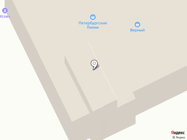 Наш дом, ТСЖ на карте Всеволожска