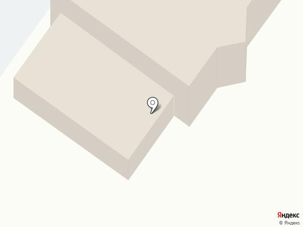 Участковый пункт полиции на карте Тельманы