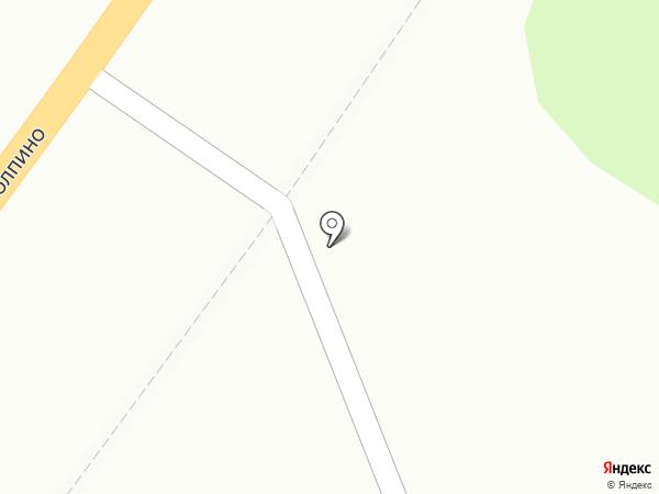 Асака на карте Тельманы