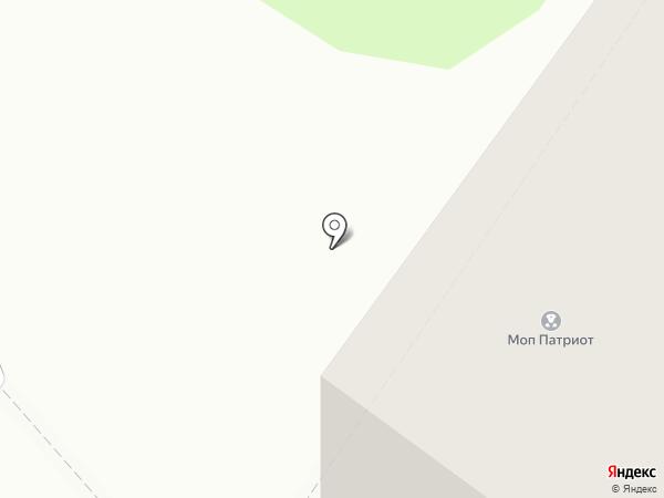 Почтовое отделение №32 на карте Тельманы
