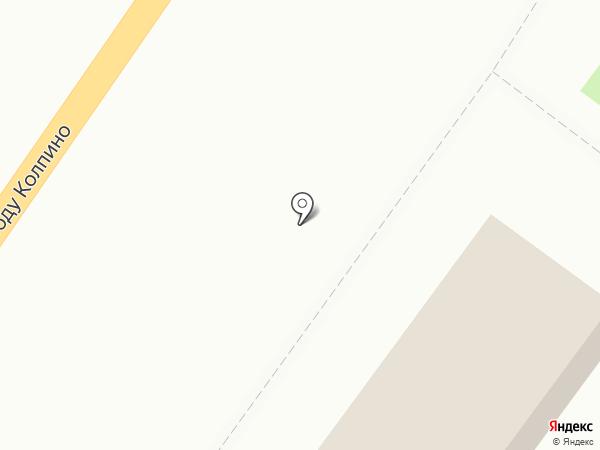 Магазин живого пива на карте Тельманы