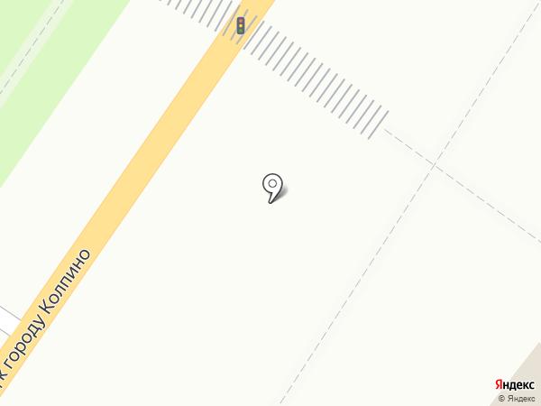 Киоск хлебобулочных изделий на карте Тельманы