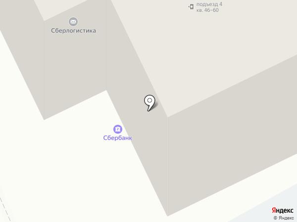 Сбербанк, ПАО на карте Всеволожска