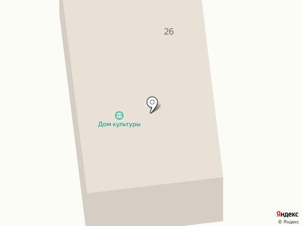 Администрация Авангардского сельсовета Овидиопольского района на карте Авангарда