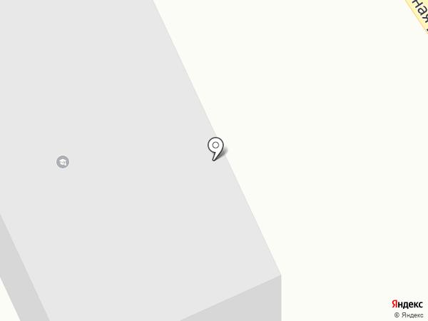 Общеобразовательная школа I-III ступеней на карте Прилиманского