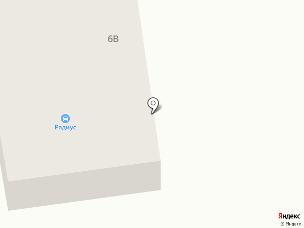 Сеть сервисных центров на карте Авангарда